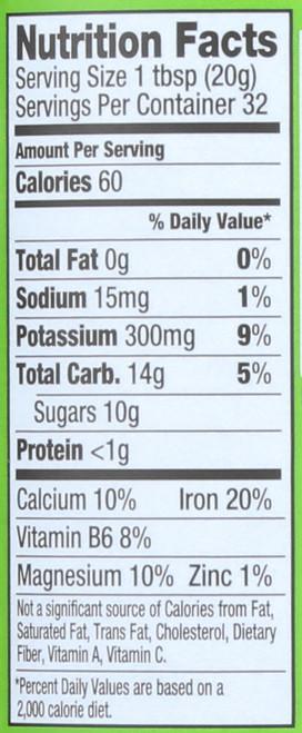 Organic Molasses Unsulphured 16 Fl Oz 472 Milliliter