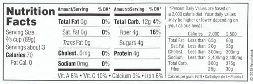 Organic Green Peas Frozen 10 Ounce 283 Gram