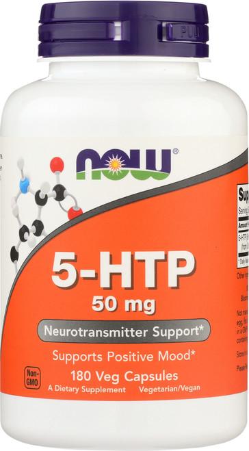 5-HTP 50 mg - 180 Capsules