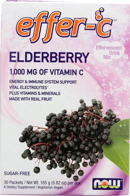Effer-C™ Elderberry Packets - 30/Box