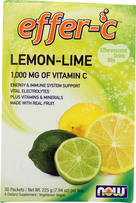 Effer-C™ Lemon Lime Packets 30/Box