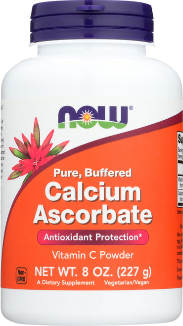 Calcium Ascorbate Powder - 8 oz.