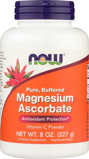 Magnesium Ascorbate Powder - 8 oz.