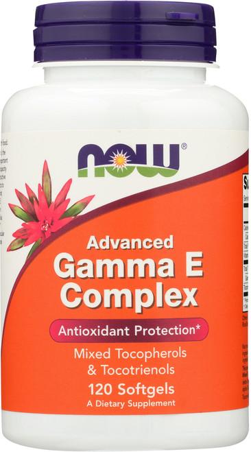 Advanced Gamma E Complex - 120 Softgels