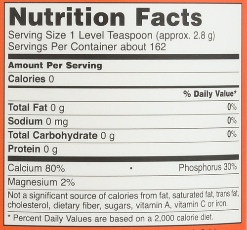Bone Meal - 1 lb