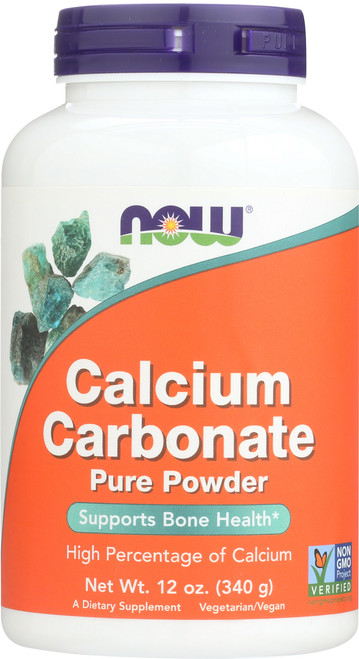 Calcium Carbonate Powder - 12 oz.