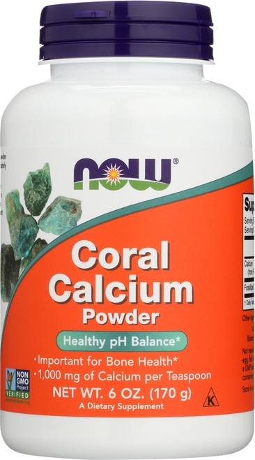 Coral Calcium Powder - 6 oz.
