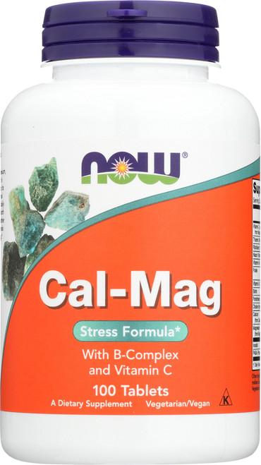 Cal-Mag Stress Formula - 100 Tablets