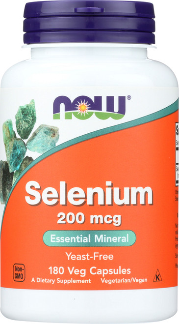Selenium 200mcg - 180 Vcaps®