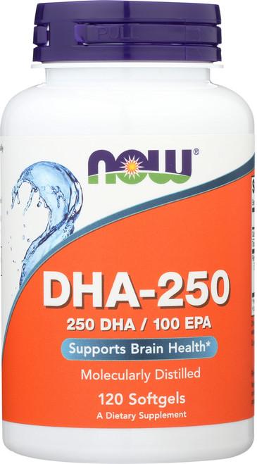 DHA-250 - 120 Softgels