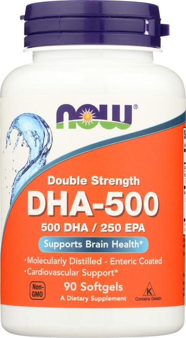 DHA-500 - 90 Softgels