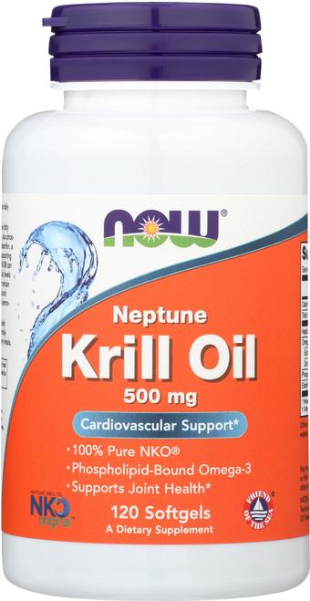 Neptune Krill Oil - 120 Softgels