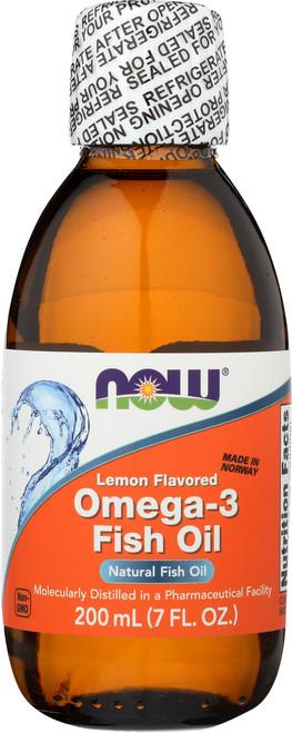 Omega-3 Fish Oil - 7 fl. oz.