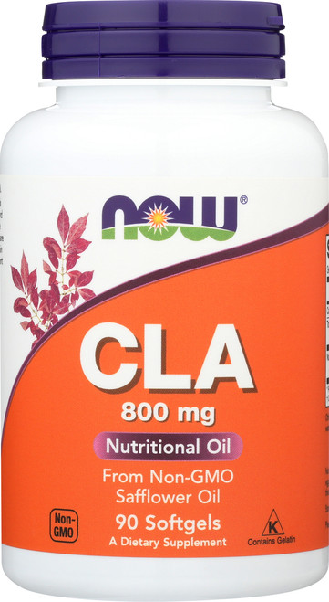 CLA (Conjugated Linoleic Acid) 800 mg - 90 Softgels