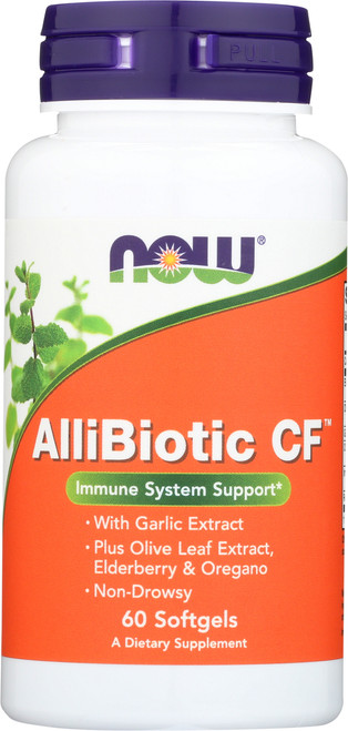 Allibiotic Non-Drowsy CF™ - 60 Softgels