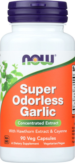 Garlic (Super Odorless) - 90 Capsules