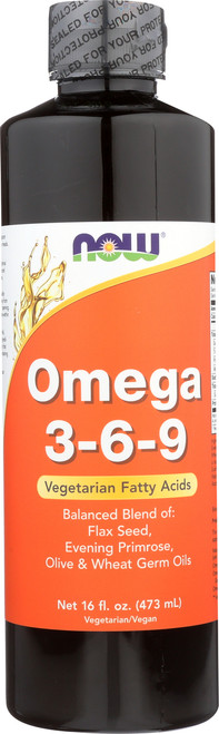 Omega 3-6-9 - 16 fl. oz.