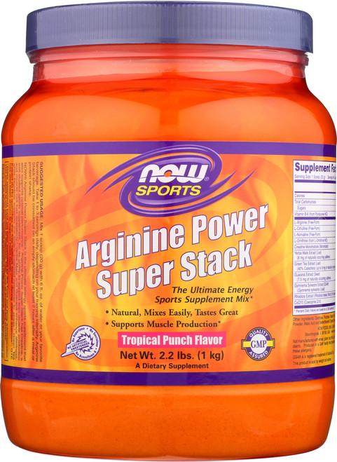 Arginine Power Super Stack - 2.2 lbs.