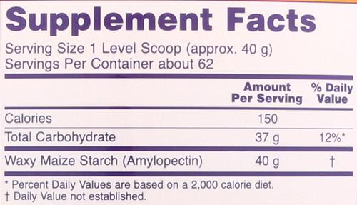Waxy Maize Powder - 5.5 lbs.