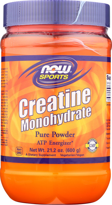 Creatine Monohydrate Pure Powder - 21.2 oz.