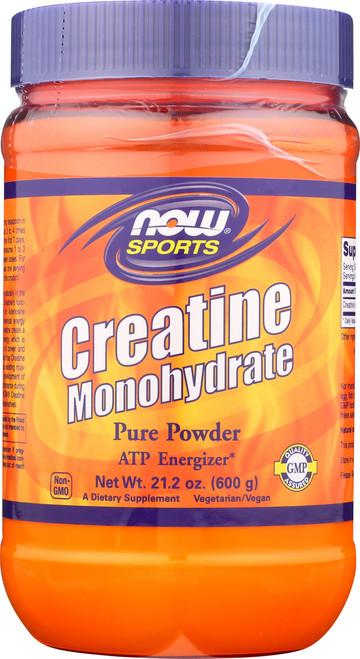 Creatine Monohydrate Pure Powder - 21.2 oz.