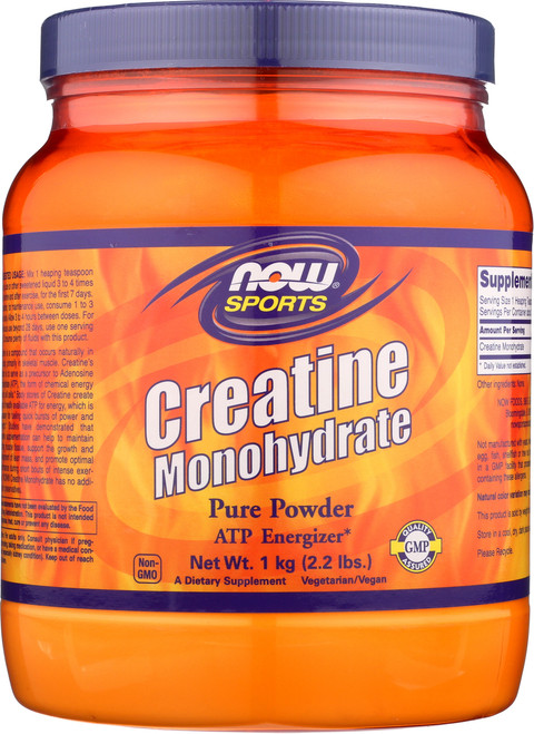 Creatine Monohydrate - 2.2 lbs.