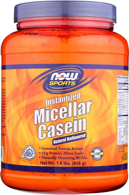 Instantized Micellar Casein - 1.8 lbs.