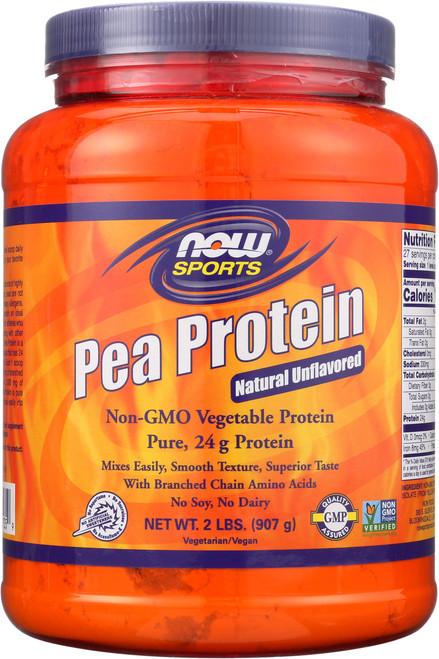 Pea Protein Powder - 2lbs