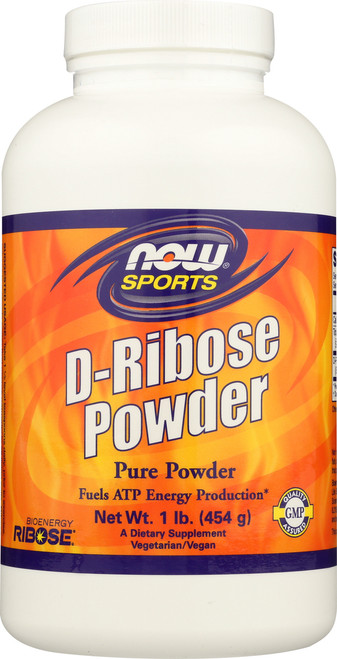 D-Ribose Powder Pure - 1 lb.