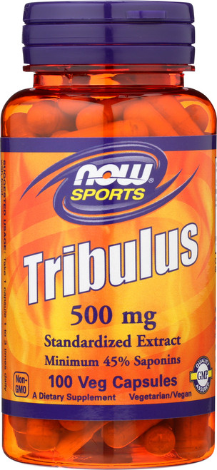 Tribulus 500 mg - 100 Capsules