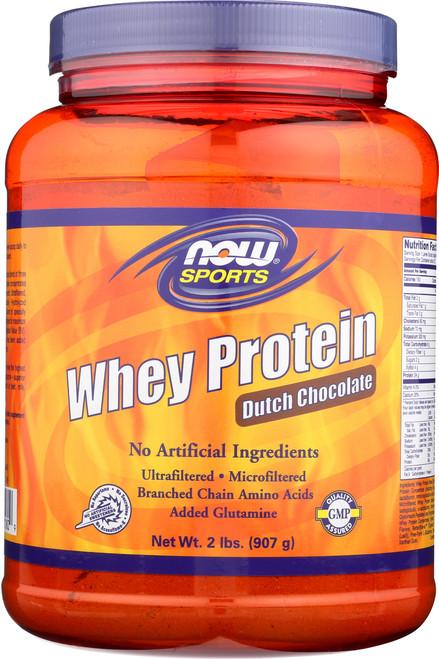 Whey Protein Dutch Chocolate - 2 lb