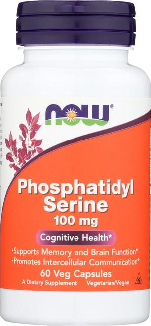 Phosphatidyl Serine 100 mg - 60 Vcaps®