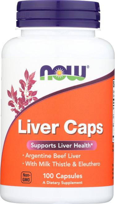 Liver Caps - 100 Capsules