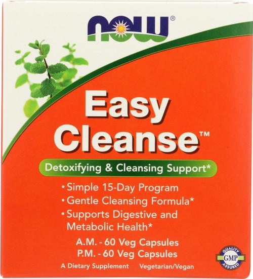 Easy Cleanse™ - A.M. 60 Vcaps®, P.M. 60 Vcaps®
