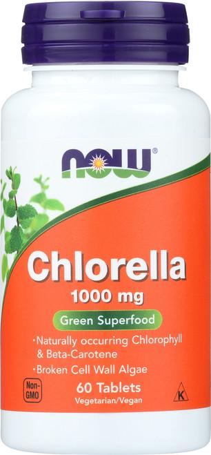 Chlorella 1000 mg - 60 Tablets