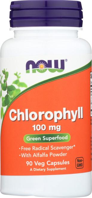 Chlorophyll 100 mg - 90 Capsules