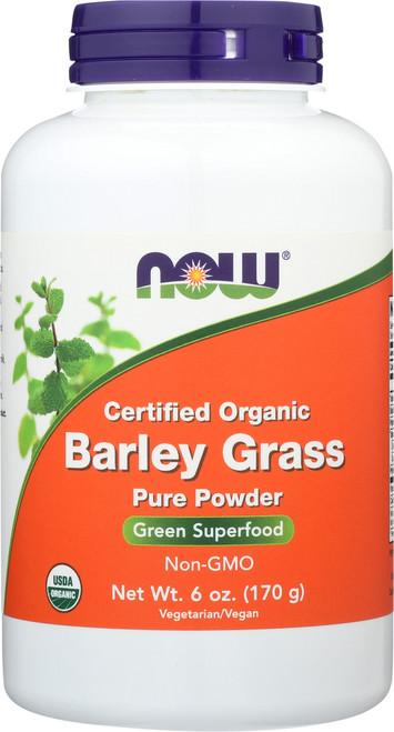 Barley Grass Pure Powder - 6 oz. - Organic