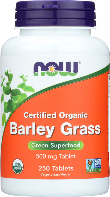 Barley Grass 500 mg - 250 Tablets