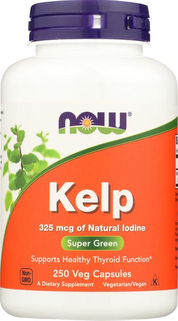 Kelp Caps 325 mcg - 250 Vcaps®
