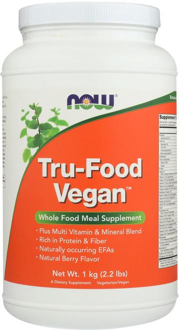 Tru-Food Vegan Natural Berry Flavor - 2.2 lbs.