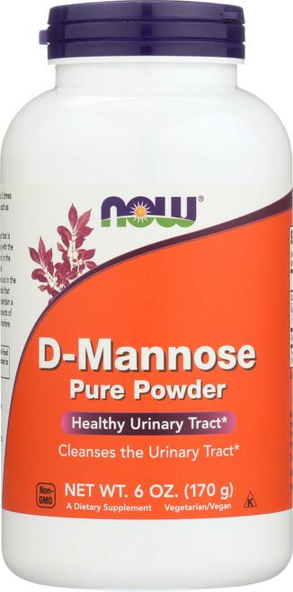 D-Mannose Powder - 6 oz.
