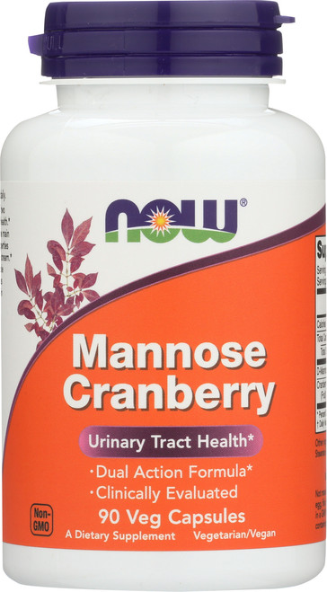 Mannose Cranberry - 90 Veg Capsules