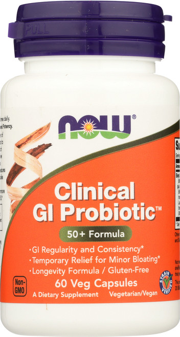Clinical GI Probiotic™ - 60 Veg Capsules