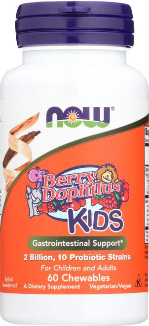 BerryDophilus™ - 60 Chewables