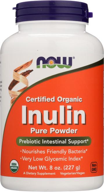 Inulin (Certified Organic) - 8 oz