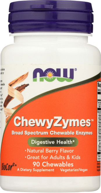 ChewyZymes - 90 Chewables