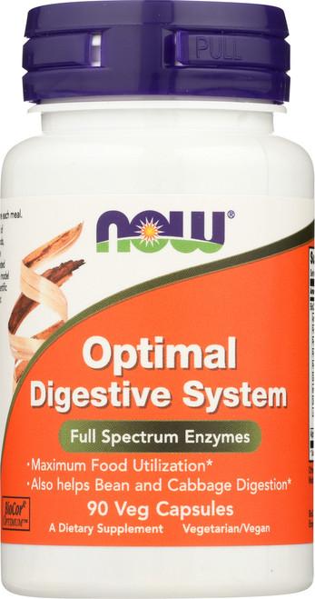 Optimal Digestive System - 90 Veg Capsules
