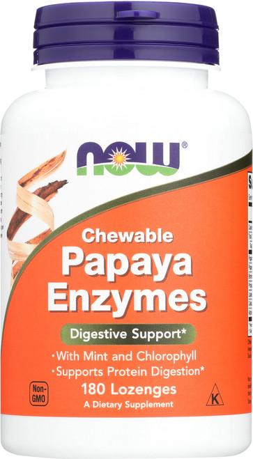 Papaya Enzyme - 180 Lozenges