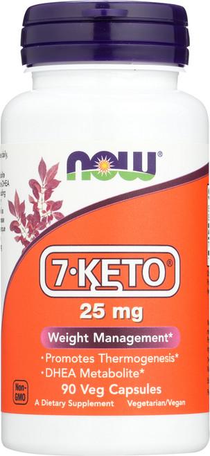 7-KETO® 25 mg - 90 Veg Capsules