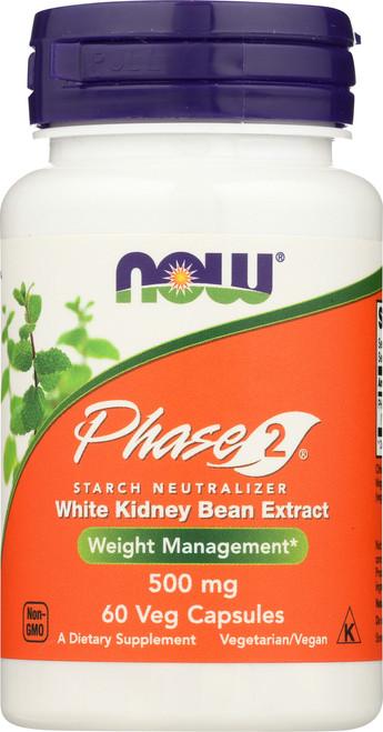 Phase 2® 500 mg - 60 Veg Capsules